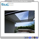 Tubo di alluminio asiatico con tutte le componenti delle parti dell'alluminio e di formato e la finestra di alluminio di profilo e la parete divisoria di profilo dell'alluminio e del portello