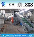 Película del PE de los PP que se lava reciclando la máquina
