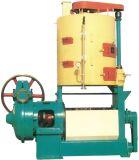 El petróleo de semilla de algodón de los cacahuetes que presiona el petróleo del uso preprensa la máquina