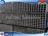 Rectangulares tubo de acero cuadrado de construcción (ST-001)