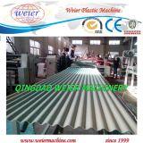 Машинное оборудование продукции рифленого листа PVC пластмассы UPVC