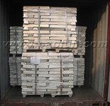 Mg Lingote Alto Mg Puro 99,90% Mín. Hasta Mg 99,98% Lingote de magnesio máximo