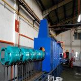 LPGシリンダー圧力除去の炉
