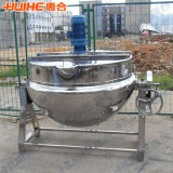 Chaleira de aquecimento elétrico de 500 litros para venda