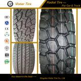 Goedkope Radial Car en Bus Tyre (175/70R13, 205/55R16, 295/80R22.5, 315/80R22.5)