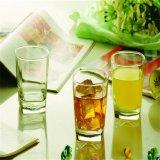 200ml Vente en gros de murs simples en verre transparent Verres à thé Tasses à café à haute teneur en borosilicate Tasses élégantes en verre
