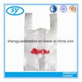 HDPE/LDPE 슈퍼마켓을%s 플라스틱 쇼핑 백