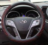 Meryl van uitstekende kwaliteit ademt vrij de Kleurrijke Dekking van het Stuurwiel van de Auto