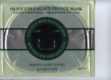 Máscara facial cristalina del colágeno