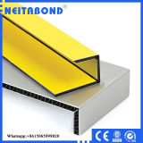 el panel compuesto de aluminio del blanco de 3m m para la señalización con el SGS
