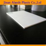 Il bianco espande gli strati del PVC Celuka della scheda della gomma piuma del PVC