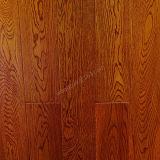 Настил твёрдой древесины для справляться /Oak цвета пятна белого дуба