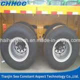 De Aanhangwagen van de Container van de Assen van het Zeevervoer van de fabriek 30t 3