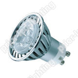 LED GU10 3W Super brillante Spotlight