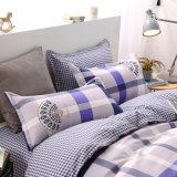 Casa Barata Tecido Bedding Set com edredão Bedsheet cobrir