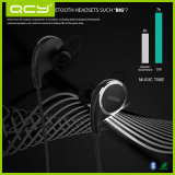 L'écouteur de Bluetooth remet l'écouteur libre de sport pulsant Earbuds sans fil