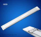 9W alto indicatore luminoso di comitato piano dello stretto LED del tubo del tubo LED dell'indicatore luminoso dell'asse di lumen LED dalla Cina