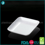 Les plaques de plastique carrée