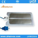 Plaque de patient à double zone jetable sans câble