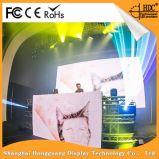 Alta pantalla a todo color al aire libre del brillo P6.25 LED
