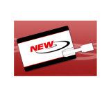 1/2/4/8/16 ГБ OEM высокого класса USB2.0 рекламных подарков кредитной карты USB-099-099 (IMT) Новая Карта