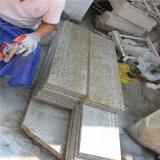 Желтый китайский дешевый гранит G682 для проступи лестницы гранита