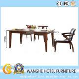 Freizeit-hölzerne Gaststätte-Tische und Stühle für Kaffee
