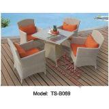 Ronde Rattan Dining Garden moderne ontspanning Outdoor tafel voor Patio