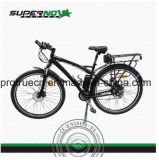 En19154のAlの合金の中断フォークの電気自転車