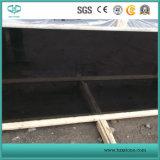 Preto mongol, China, basalto negro basalto escura, luz para pisos e paredes de basalto