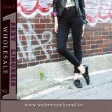2016벌의 최신 판매 여자 형식 면 스판덱스 여위는 청바지 (TXXL232)