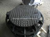 En124 D400 DI Sewer Construction Manhole Cover