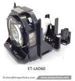 De originele Bol van het Kwik van de Lamp van de Projector met Huisvesting voor de Projector van Panasonic PT-D6000