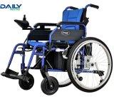 24の電力の車椅子Dp603を折る大きい駆動機構車輪