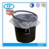 롤에 HDPE 별 물개 쓰레기 봉지는 강선 부대 할 수 있다