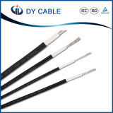 TUV Approved 2X6mm2 4mm2 Doble Core PV1-F Cable Solar /