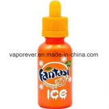 Starkes Eliquid, grünes Aroma, wenn der kindersichere Flaschen-Zylinder 10ml/30ml E flüssigen E Saft verpackt