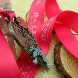 Выполненный на заказ спорт металла Lasered идущее медаль почетности