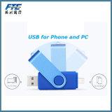 Clés USB multifonction personnalisé pour le téléphone et PC ou Mac