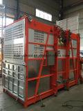 Capacidade de carga de gaiola única 2 toneladas Brand New Buildng Construction