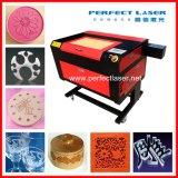 60W acrylique/plastique/tissu/machine de découpage de papier de gravure de laser de CO2