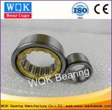 Zylinderförmiges Rollenlager der Wqk Peilung-Nu2309 mit Messingrahmen