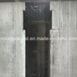 L 모양 콘크리트 벽 위원회 압출기