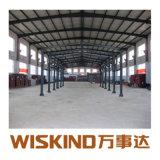 Il pollame prefabbricato della costruzione cinese della struttura d'acciaio alloggia
