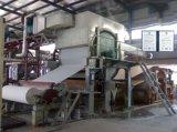 1.575 mm solo pelo de un cilindro de tejido de 5 tonelada de papel higiénico de la máquina la máquina (3-6 TPD)