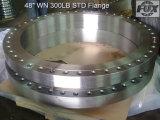 Bride modifiée de collet de soudure d'acier du carbone des tailles importantes ASME B16.47