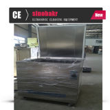 単一のTank Steam Cleaning Machine Ultrasonic Cleaner 200L