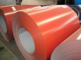 La couleur a enduit les bobines enduites par couleur enduites par couleur en aluminium de la bobine PPGI PPGI