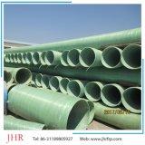 Tubulação nova da resina da tubulação de água Waste FRP da tubulação de Gre