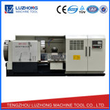 De automatische CNC Machine van de Draaibank van de Besnoeiing van de Draad van de Buis van de Pijp (QK1343)